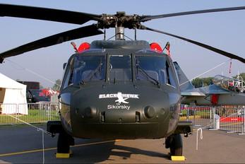 - - PZL Mielec Sikorsky S-70I Blackhawk
