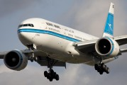 9K-AOA - Kuwait Airways Boeing 777-200ER aircraft