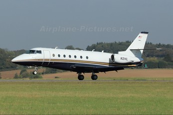 N2HL - Private Gulfstream Aerospace G200