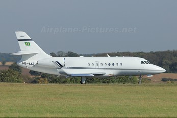 PP-AAF - Private Dassault Falcon 2000 DX, EX