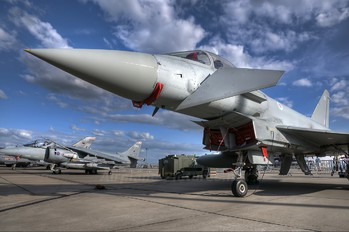 ZK304 - Royal Air Force Eurofighter Typhoon FGR.4