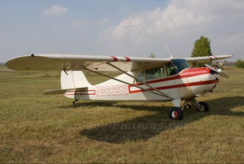 N33658 - Private Aeronca Aircraft Corp 65 Super Chief