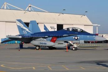 166899 - USA - Navy McDonnell Douglas EA-18G Growler