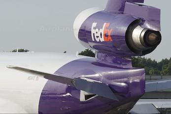 N604FE - FedEx Federal Express McDonnell Douglas MD-11F