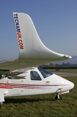 G-ZOOG - Airways Flying Club. Tecnam P2006T
