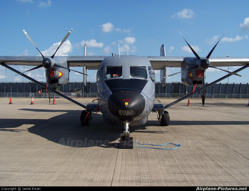 Poland - Navy 1116 aircraft at Waddington