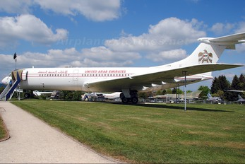 G-ARVF - United Arab Emirates - Government Vickers VC-10
