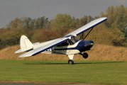 G-BSYG - Private Piper PA-12 Super Cruiser aircraft