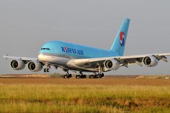 HL7613 - Korean Air Airbus A380