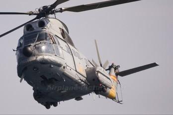 HD.19-7 - Spain - Air Force Sud Aviation SA-330 Puma