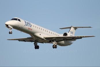 G-EMBP - BMI Regional Embraer ERJ-145