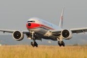 B-2079 - China Cargo Boeing 777F aircraft
