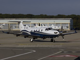 OY-SCI - Private Pilatus PC-12