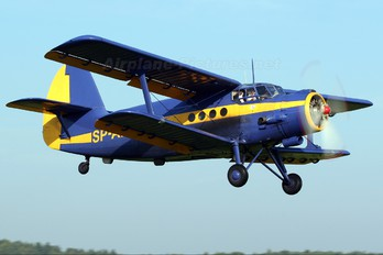 SP-ALX - Private Antonov An-2