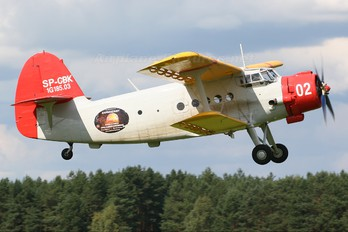 SP-GBK - Private Antonov An-2