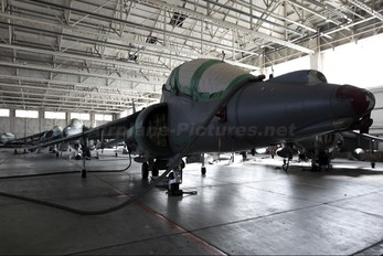 ZH662 - Royal Air Force British Aerospace Harrier T.12