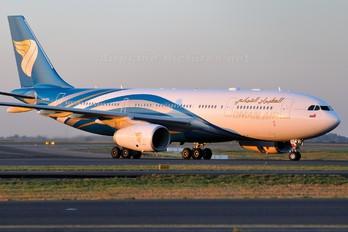 A4O-DG - Oman Air Airbus A330-200