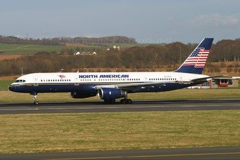 N752NA - North American Airlines Boeing 757-200
