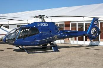 G-ECBO - Hawkrise Aviation Eurocopter EC130 (all models)