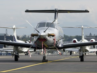 HB-FVJ - Private Pilatus PC-12