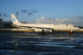 4K-AZ25 - Silk Way Airlines Douglas DC-8-62CF
