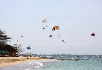 - - Parachute Parachute Para-Sailing