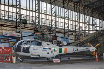 202 - Ireland - Air Corps Sud Aviation SA-316 Alouette III