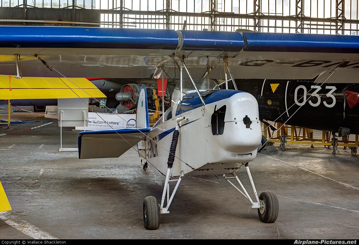 Private G-BNZR aircraft at Long Kesh