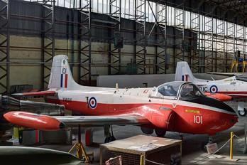 XM414 - Royal Air Force BAC Jet Provost T.3 / 3A