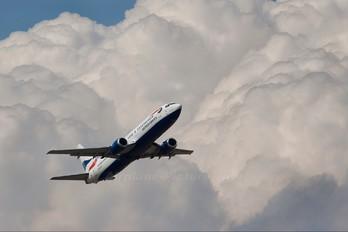 ZS-OTF - British Airways - Comair Boeing 737-400