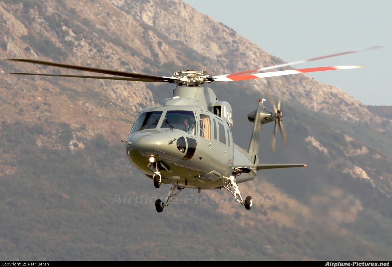 Starspeed M-AKAR aircraft at Tivat