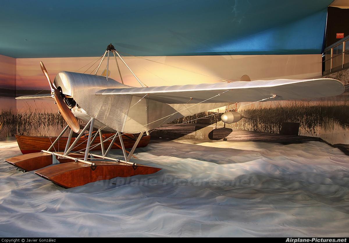 Private I-AXAC aircraft at Milan -  Volandia Aviation Museum