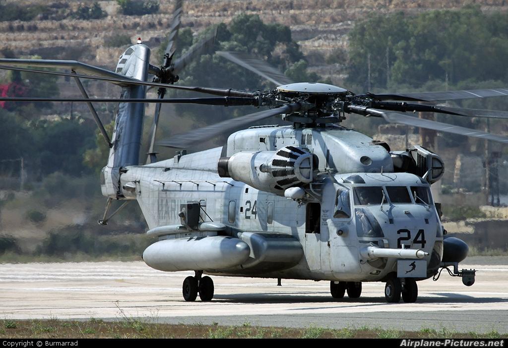 USA - Marine Corps 164366 aircraft at Malta Intl