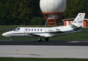 OE-GKK - Private Cessna 525B Citation CJ3