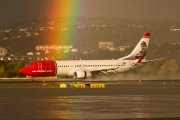 LN-DYA - Norwegian Air Shuttle Boeing 737-800 aircraft