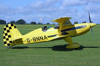 G-BNNA - Private Stolp SA300 Starduster Too