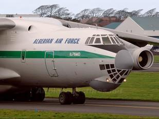 7T-WIA - Algeria - Air Force Ilyushin Il-76 (all models)