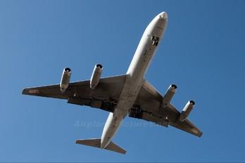 9Q-CJL - Trans Air Cargo Service - TACS McDonnell Douglas DC-8F