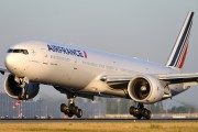 F-GSQE - Air France Boeing 777-300ER aircraft