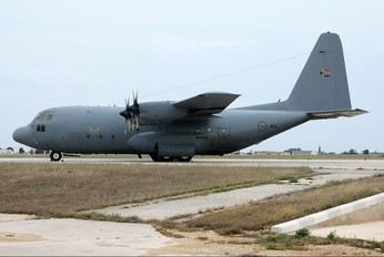 403 - South Africa - Air Force Lockheed C-130BZ Hercules