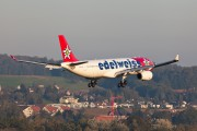 HB-JHQ - Edelweiss Airbus A330-300 aircraft