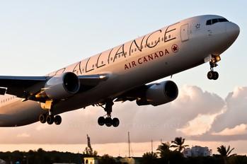 C-FMWY - Air Canada Boeing 767-300ER