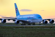 HL7614 - Korean Air Airbus A380 aircraft