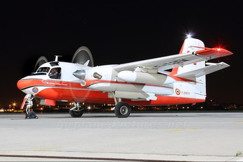 F-ZBEW - France - Sécurité Civile Grumman S-2T Turbo Tracker