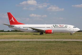 EC-LAV - AlbaStar Boeing 737-400