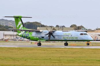 G-JEDP - Flybe de Havilland Canada DHC-8-400Q / Bombardier Q400