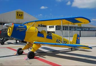 EC-FTZ - Fundació Parc Aeronàutic de Catalunya Casa 1.131E Jungman