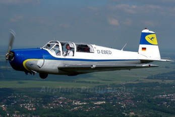 D-EBED - Lufthansa Flight Training SAAB 91 Safir