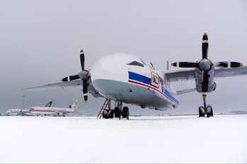 SP-FDO - Exin Antonov An-26 (all models)