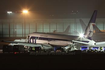 SP-LPC - LOT - Polish Airlines Boeing 767-300ER